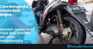 Cara Mudah Mengatasi Honda Beat FI Mendadak Mati