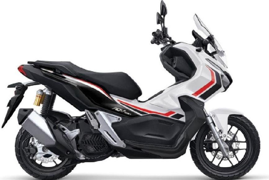 Gambar Honda ADV 2021
