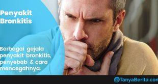 Gejala Bronkitis, Penyebab dan Cara Mencegahnya dengan Mudah