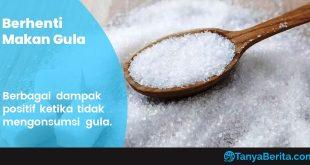 Hal Luar Biasa yang akan Terjadi jika Anda Berhenti Mengonsumsi Gula