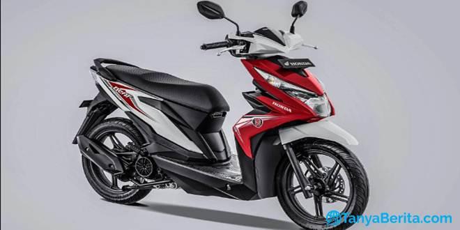 Harga Beat Honda Terbaru