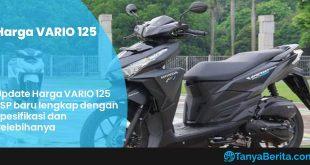 Harga VARIO 125 ESP Terbaru