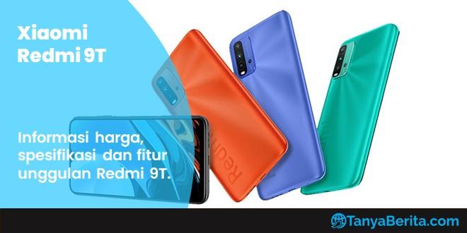 Harga Xiaomi Redmi 9T Terkini