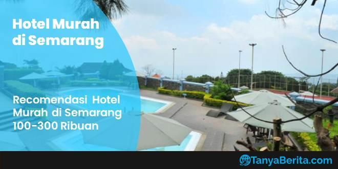 Hotel di Semarang Murah Terbaru