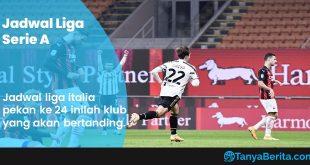 Jadwal Liga Serie A Minggu Ini