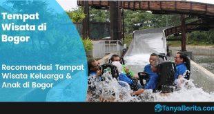 Tempat Wisata Anak Keluarga di Bogor