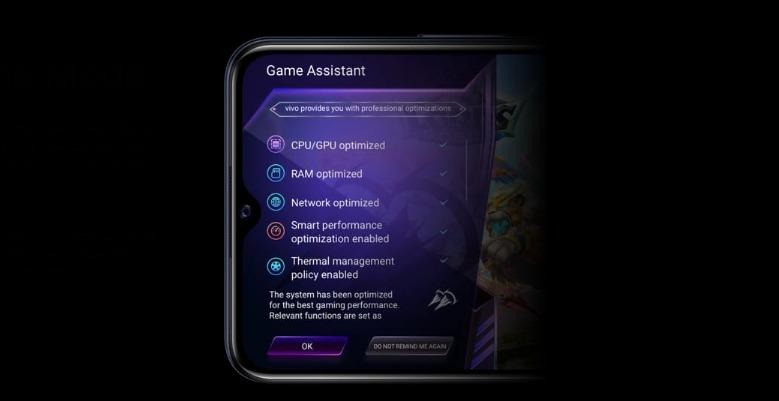 Ultra Game Mode Vivo Y20s G