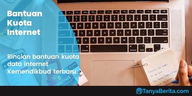 Bantuan Kuota Data Internet Kemendikbud 2021