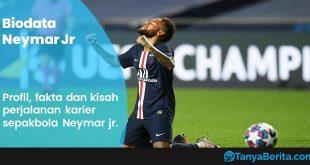 Biografi Neymar Jr Terlengkap