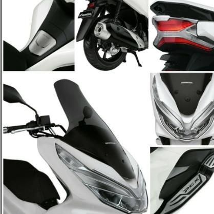 Harga Aksesoris Honda PCX 150
