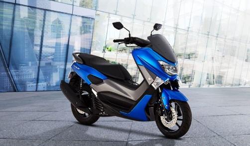 Harga Yamaha All New NMAX 155 Conected ABS