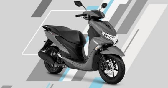 Harga Yamaha FreeGo S ABS