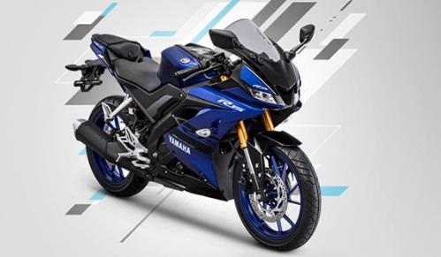 Harga Yamaha YZF R15 Monster Energy