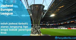 Jadwal Europa League Terbaru