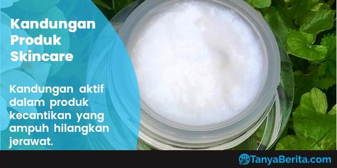 Kandungan dalam Produk Skincare yang Ampuh Menghilangkan Jerawat di Wajah