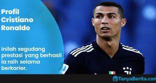 Profil Cristiano Ronaldo Terbaru