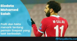 Profil dan Biografi Mohamed Salah Terlengkap