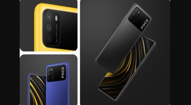 Review Spesifikasi Xiaomi Poco M3