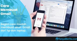 Cara Membuat Gmail Baru dari HP dan Laptop dengan Mudah