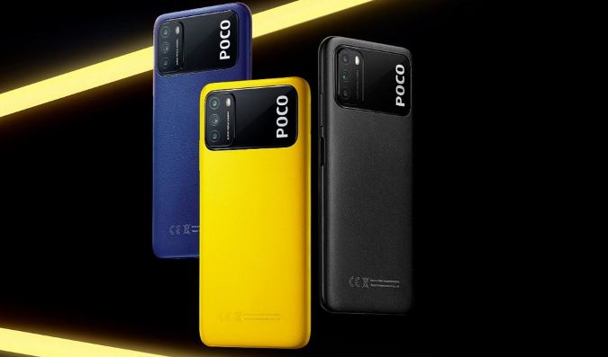 Spesifikasi Xiaomi Poco M3